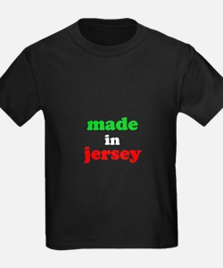 Made in Jersey T