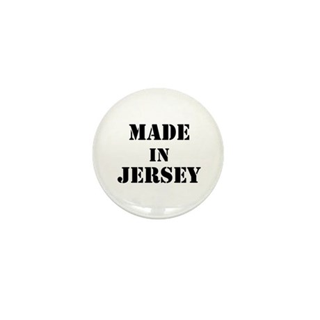 Made in Jersey Mini Button (10 pack)