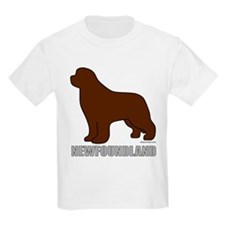 Brown Newfoundland T-Shirt
