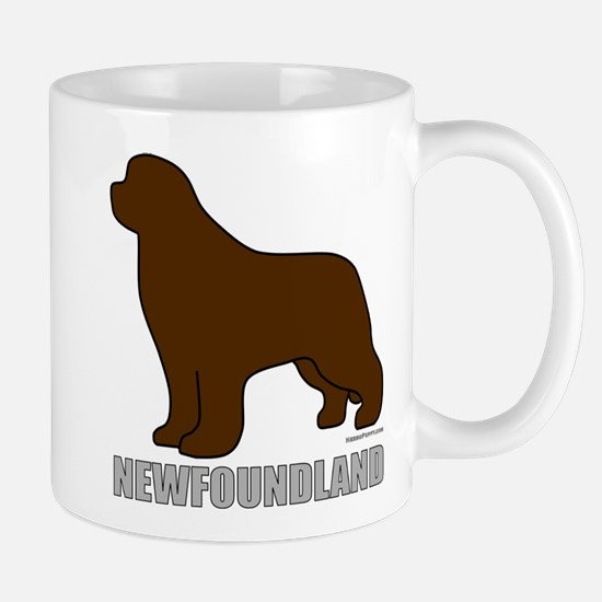 Brown Newfoundland Mug