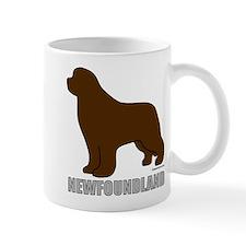 Brown Newfoundland Mug