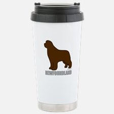 Brown Newfoundland Travel Mug