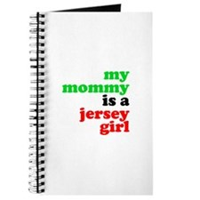 My Mommy is a Jersey Girl Journal