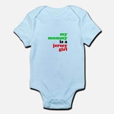 My Mommy is a Jersey Girl Onesie