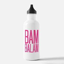 Bam Balam - Pink Water Bottle