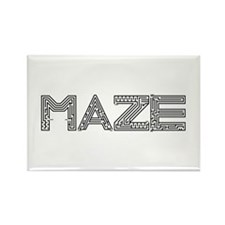 Maze Rectangle Magnet (10 pack)
