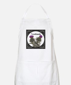 Unique Thistles Apron