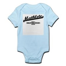 Mathlete Sports Infant Creeper