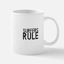Surfers Rule Mug