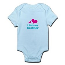 I Love My Brother Infant Bodysuit
