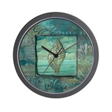 Unique Sea life Wall Clock