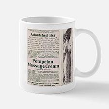 Pompeian Cream 1909 ad Mug