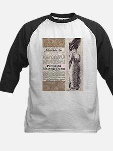 Pompeian Cream 1909 ad Tee