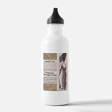 Pompeian Cream 1909 ad Water Bottle