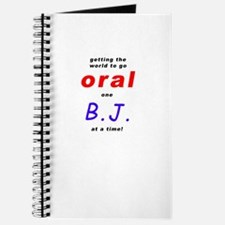 Cute Crude adult humour Journal