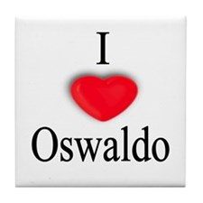 Oswaldo Tile Coaster