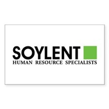 Soylent Human Resources Decal