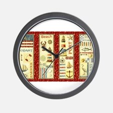 Cool Cape cod lighthouse Wall Clock