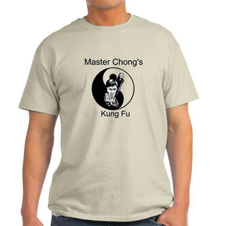 Master Chong's t-shirt Light T-Shirt
