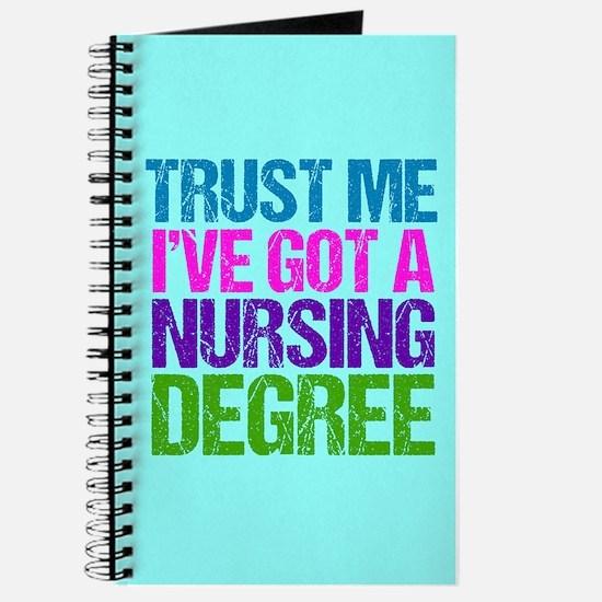 Trust Me Nurse Journal