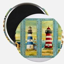 Unique Nantucket Magnet