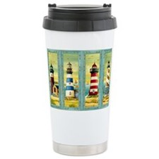 Unique Lighthouse Travel Mug