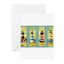 Cute Lighthouse Greeting Cards (Pk of 20)