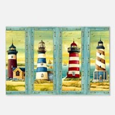 Unique Nantucket Postcards (Package of 8)