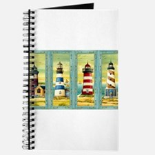 Cute Lighthouse Journal