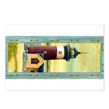 Unique Cape cod lighthouses Postcards (Package of 8)