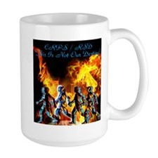 CPRS/RSD This Is Not Our Destiny Mug