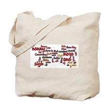 Much Ado About Nothing Tote Bag