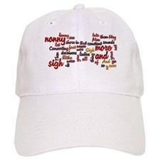 Much Ado About Nothing Baseball Cap