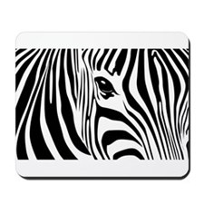 Zebra Art Mousepad
