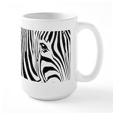 Zebra Art Mug