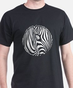 Zebra Art T-Shirt