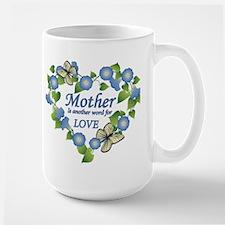 Mother's Love Heart Mug