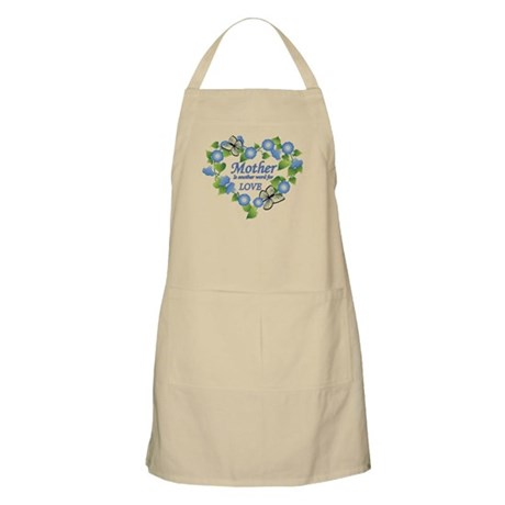 Mother's Love Heart Apron