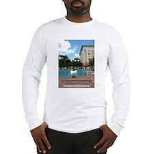 Logan Wagner poster #1 Long Sleeve T-Shirt