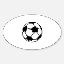 Soccer Themed Decal