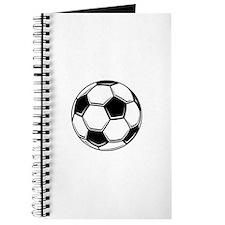 Soccer Themed Journal