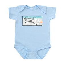 Duck Rabbit Infant Bodysuit