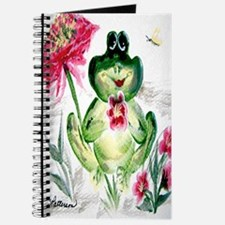 """""""Sunny Day Frog"""" Journal"""