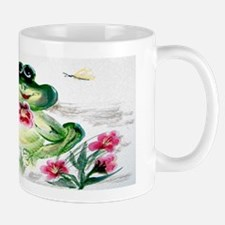 """""""Sunny Day Frog"""" Mug"""