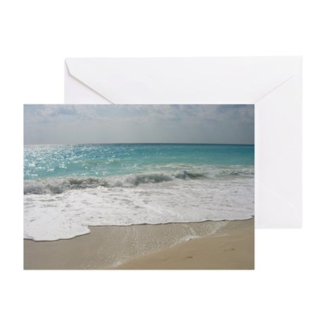 Tropical Sunshine Greeting Cards (Pk of 10)