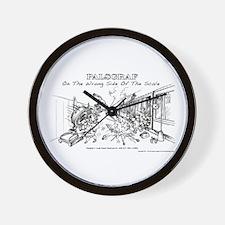 Palsgraf Wall Clock
