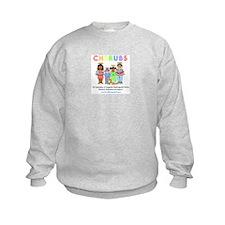 CHERUBS Logo - Pastel Sweatshirt