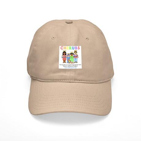 CHERUBS Logo - Pastel Cap