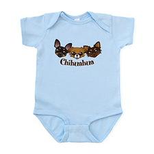 Chihuahua Infant Bodysuit