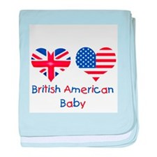 British American Baby baby blanket
